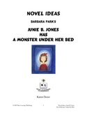 Novel Ideas: Junie B. Jones Has A Monster Under Her Bed