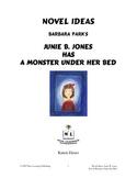 Novel Ideas: Junie B. Jones Has A Monster Under Her Bed