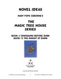 Novel Ideas: Magic Tree House #1 & #2 - Two Complete Novel
