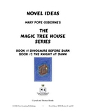 Novel Ideas: Magic Tree House #1 & #2 - Two Complete Novel