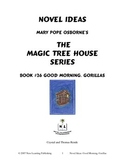 Novel Ideas: Magic Tree House #26: Good Morning, Gorillas