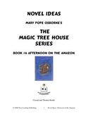 Novel Ideas: Magic Tree House #6: Afternoon on the Amazon