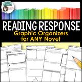 Novel Study - Reading Journal For ANY Novel!
