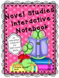 Novel Study Interactive Notebook