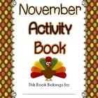 November Activity Book