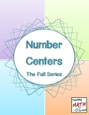 Number Centers - The Full Series