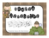 Number Detective [Number 1-10 Hunt]