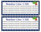 Individual Student Number Line 1-120