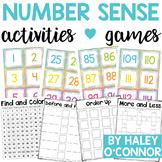 Number Sense Print and Play