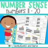 Number Sense - Numbers 11 - 20