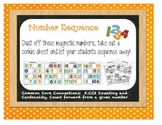 Number Sequence Workstation and Recording (Common Core)