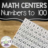 Numbers to 100 and Skip Counting Math Unit