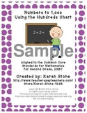 Numbers to 1,000: Using the Hundreds Chart