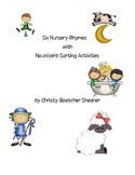 Nursery Rhyme Noun/Verb Sorts with Posters