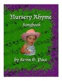 Nursery Rhyme Songbook - PDF