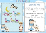 Nursery Rhyme Time Posters - 16 pages