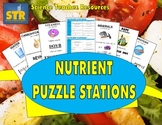 Nutrient Puzzle Stations