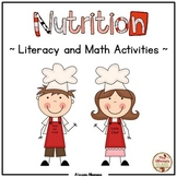 Nutrition Literacy and Math Activities