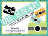 OH S.N.A.P. A Motivational Reading Reward Strategy {Customizable}