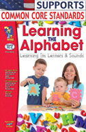 Learning the Alphabet  **Sale Price $12.59  - Regular Pric