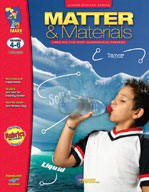 Matter and Materials, Jr. Science Series  **Sale Price $10