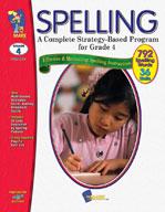 Spelling Grade 4 (Enhanced eBook)  **Sale Price $13.99  -