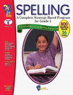 Spelling Grade 5 (Enhanced eBook)  **Sale Price $13.99  -