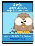 OWLS: A (K-5) Writing Project & Bulletin Board Idea Kit