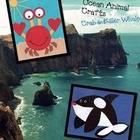 Ocean Crafts: Crab & Killer Whale