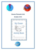 Ocean Thematic Unit (Intermediate) for Very Busy Teachers