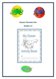 Ocean Thematic Unit (Primary) for Very Busy Teachers