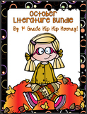 October Literature Bundle...Crafts and Activities for Primary!