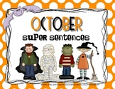 October Super Sentences