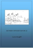 Odyssey Book 12 Quizzes & Questions - essays, bell ringer,