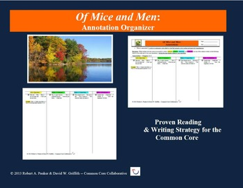 Of Mice and Men: Annotation Organizer