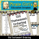 Old Testament Ordering (Bible Activity)