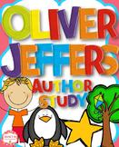 Oliver Jeffers Author Study {K-2}
