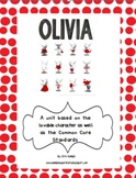 Olivia Arts Integrated Common Core mini unit