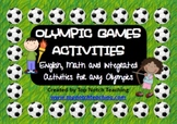 Olympic Games Activities