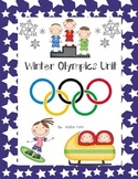 Olympics Unit: Winter Edition