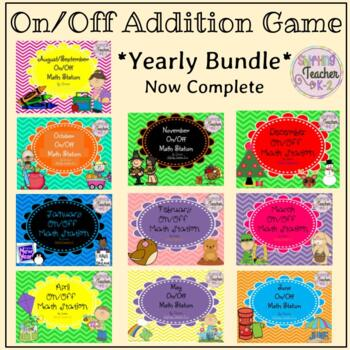 {BUNDLE} On Off Stations for the Whole Year