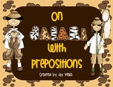 On Safari with Prepositions Packet