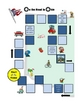 """Ohio Facts Game """"On the Road in Ohio"""" Activity - Printable"""