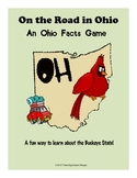 "Ohio Facts Game ""On the Road in Ohio"" Activity - Printable"