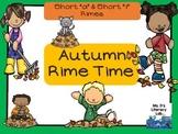 Onset-Rime Puzzles {Autumn Kids}