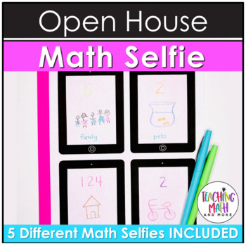 Open House Activity: Math Selfie