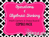 Operations & Algebraic Thinking Combo Pack