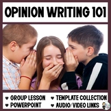 Opinion Writing Introduction