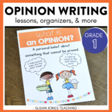Opinion Writing Unit {Let's Write an Opinion!}