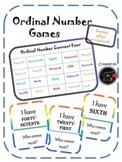 Ordinal Number Games